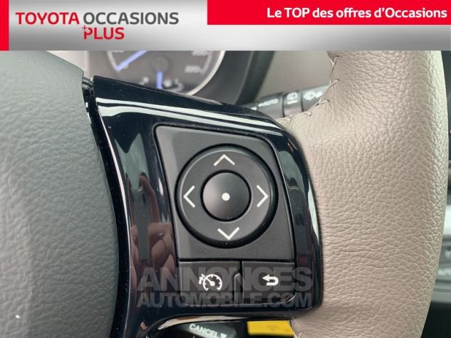 Toyota YARIS 110 VVT-i Collection 5p Gris Dune Occasion - 9