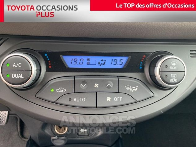 Toyota YARIS 110 VVT-i Collection 5p Gris Dune Occasion - 10
