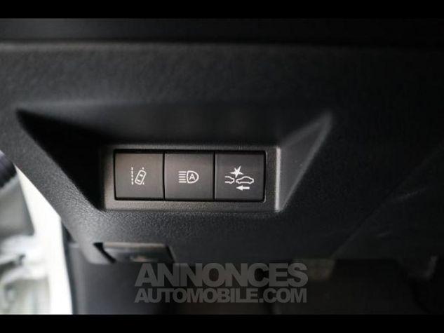 Toyota YARIS 110 VVT-i Design 5p RC18 BI TON BLANC NACRE   NOIR Occasion - 10