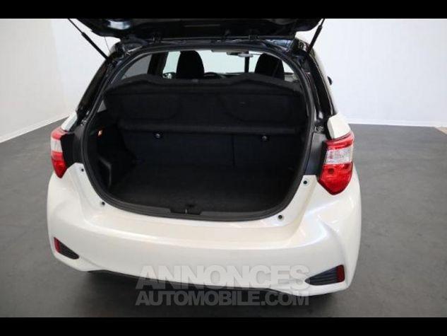 Toyota YARIS 110 VVT-i Design 5p RC18 BI TON BLANC NACRE   NOIR Occasion - 19