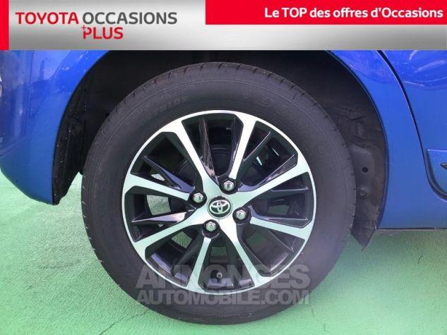 Toyota YARIS 110 VVT-i Design 5p RC18 Bleu Nebula Occasion - 3