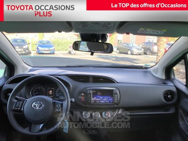 Toyota YARIS 110 VVT-i Design 5p RC18 Bleu Nebula Occasion - 4