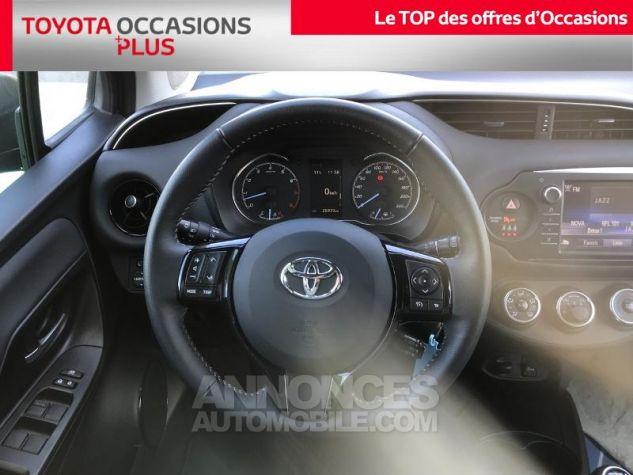 Toyota YARIS 110 VVT-i Design 5p RC18 Bleu Nebula Occasion - 5