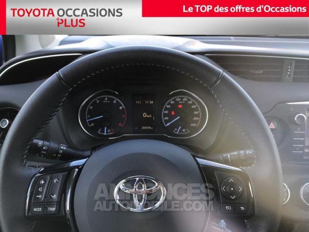 Toyota YARIS 110 VVT-i Design 5p RC18 Bleu Nebula Occasion - 7