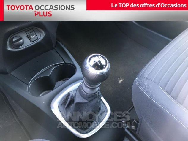 Toyota YARIS 110 VVT-i Design 5p RC18 Bleu Nebula Occasion - 8
