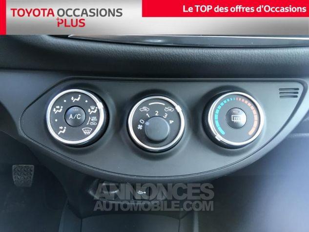 Toyota YARIS 110 VVT-i Design 5p RC18 Bleu Nebula Occasion - 10