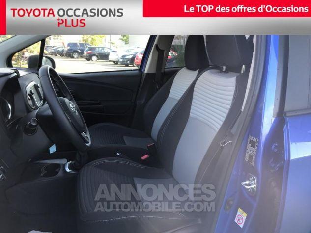 Toyota YARIS 110 VVT-i Design 5p RC18 Bleu Nebula Occasion - 12