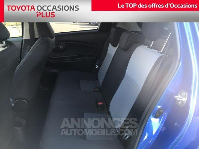 Toyota YARIS 110 VVT-i Design 5p RC18 Bleu Nebula Occasion - 13