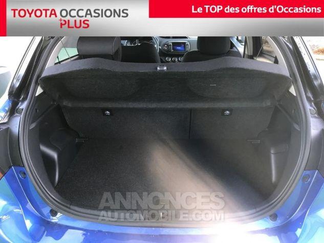 Toyota YARIS 110 VVT-i Design 5p RC18 Bleu Nebula Occasion - 14