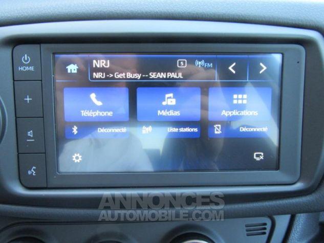 Toyota YARIS 110 VVT-i Design Y20 5p MY19 BI TON BLANC NACRE   GRIS ATL Occasion - 8