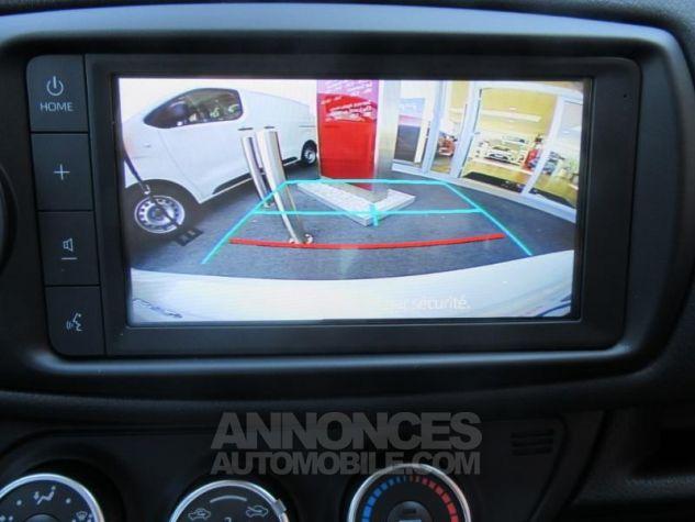 Toyota YARIS 110 VVT-i Design Y20 5p MY19 BI TON BLANC NACRE   GRIS ATL Occasion - 10