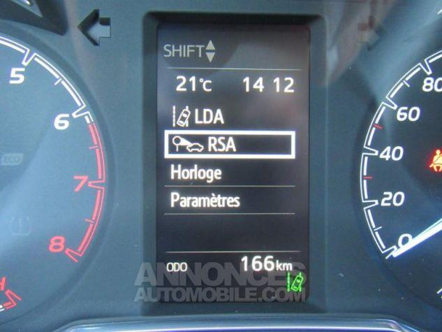 Toyota YARIS 110 VVT-i Design Y20 5p MY19 BI TON BLANC NACRE   GRIS ATL Occasion - 17
