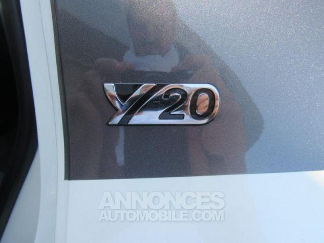 Toyota YARIS 110 VVT-i Design Y20 5p MY19 BI TON BLANC NACRE   GRIS ATL Occasion - 19