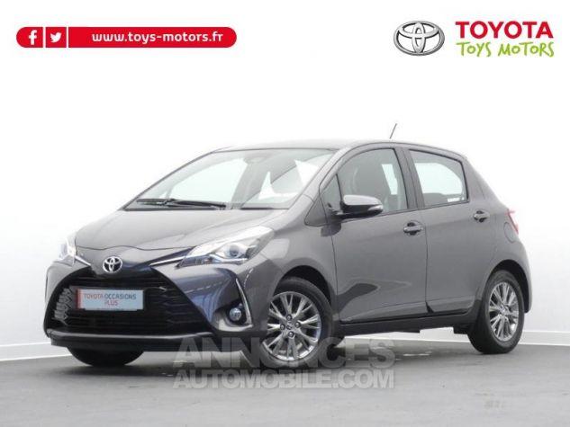 Toyota YARIS 110 VVT-i Dynamic 5p GRIS ATLAS Occasion - 0