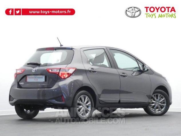 Toyota YARIS 110 VVT-i Dynamic 5p GRIS ATLAS Occasion - 2