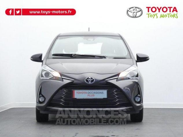 Toyota YARIS 110 VVT-i Dynamic 5p GRIS ATLAS Occasion - 12
