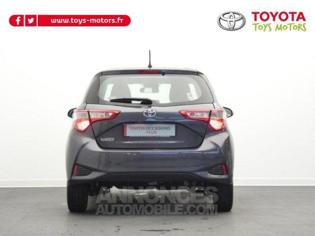 Toyota YARIS 110 VVT-i Dynamic 5p GRIS ATLAS Occasion - 13