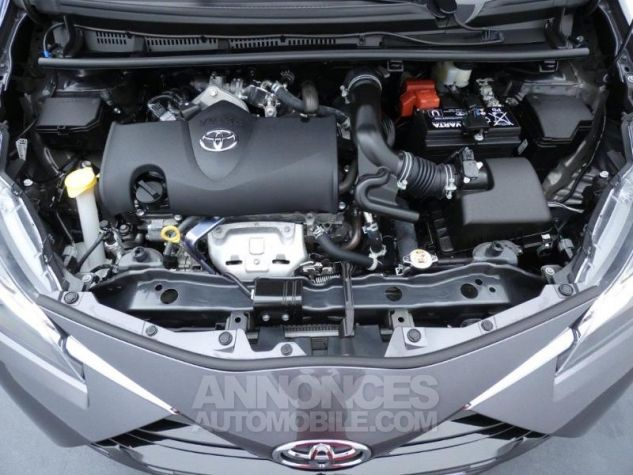 Toyota YARIS 110 VVT-i Dynamic 5p GRIS ATLAS Occasion - 14