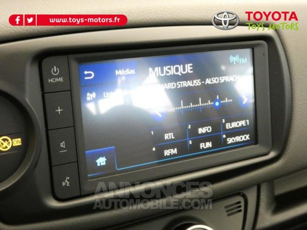 Toyota Yaris 110 Vvt I France Connect 5p My19 Gris