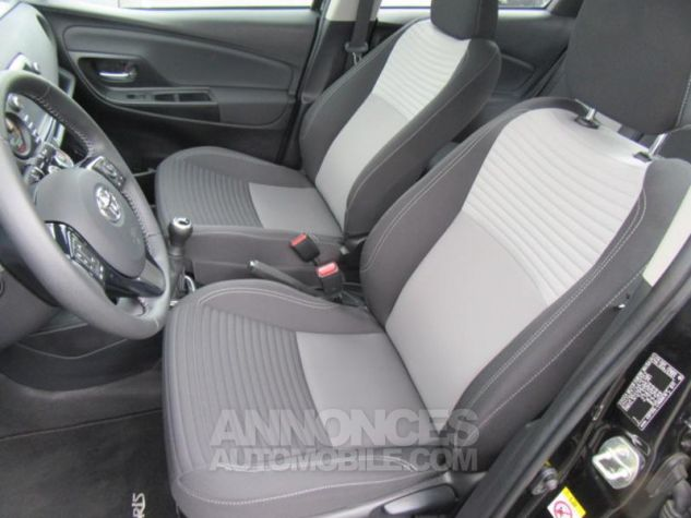 Toyota YARIS 69 VVT-i Dynamic 5p NOIR Occasion - 7