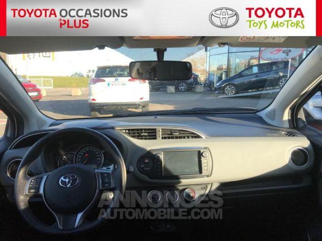Toyota YARIS 69 VVT-i Dynamic 5p Blanc Pur Occasion - 4