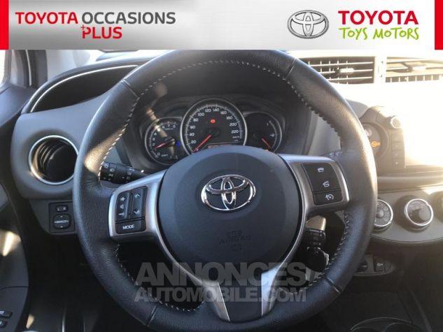 Toyota YARIS 69 VVT-i Dynamic 5p Blanc Pur Occasion - 5