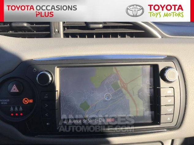 Toyota YARIS 69 VVT-i Dynamic 5p Blanc Pur Occasion - 6