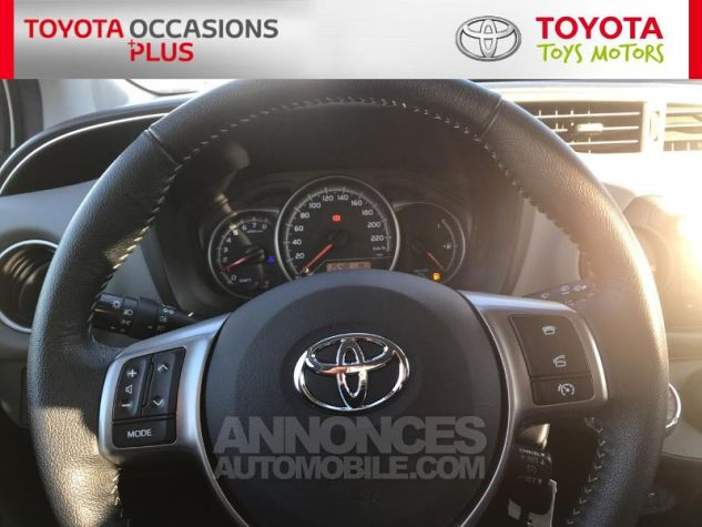 Toyota YARIS 69 VVT-i Dynamic 5p Blanc Pur Occasion - 7