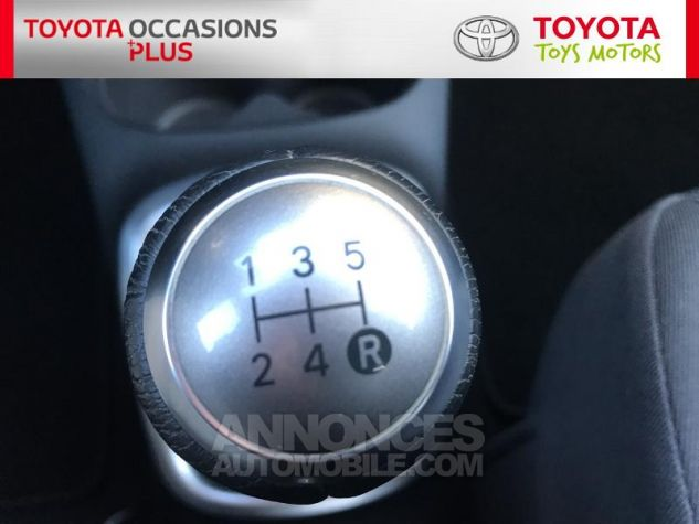 Toyota YARIS 69 VVT-i Dynamic 5p Blanc Pur Occasion - 8