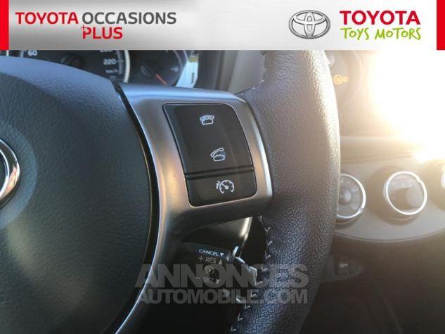 Toyota YARIS 69 VVT-i Dynamic 5p Blanc Pur Occasion - 9