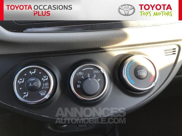 Toyota YARIS 69 VVT-i Dynamic 5p Blanc Pur Occasion - 10