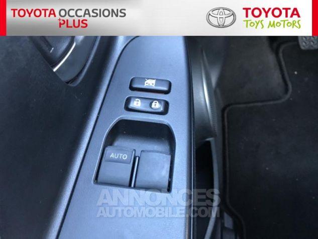 Toyota YARIS 69 VVT-i Dynamic 5p Blanc Pur Occasion - 11