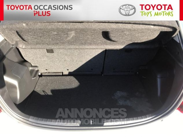 Toyota YARIS 69 VVT-i Dynamic 5p Blanc Pur Occasion - 14