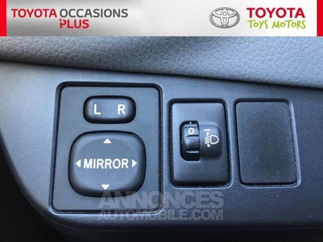Toyota YARIS 69 VVT-i Dynamic 5p Blanc Pur Occasion - 16