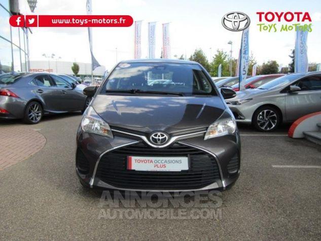Toyota YARIS 69 VVT-i France 3p GRIS ATLAS Occasion - 1