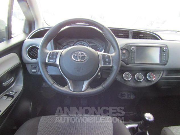 Toyota YARIS 69 VVT-i France 3p GRIS ATLAS Occasion - 4