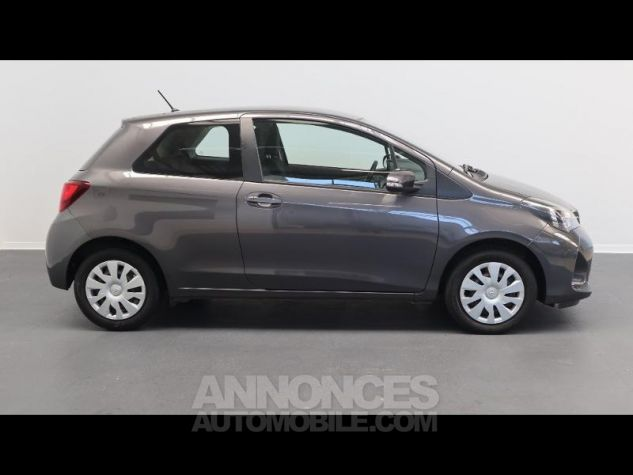 Toyota YARIS 69 VVT-i France 3p GRIS ATLAS Occasion - 3
