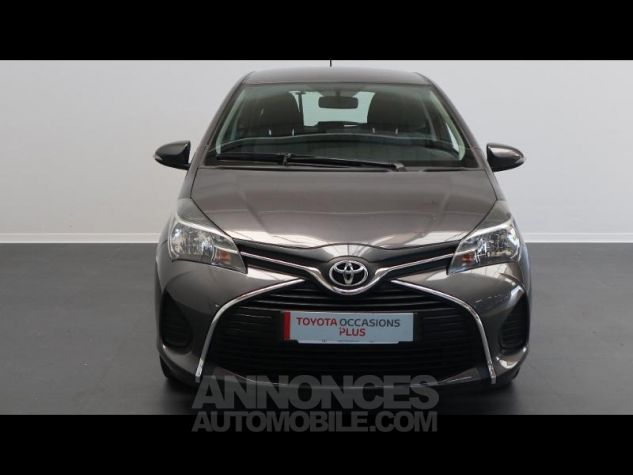 Toyota YARIS 69 VVT-i France 3p GRIS ATLAS Occasion - 6
