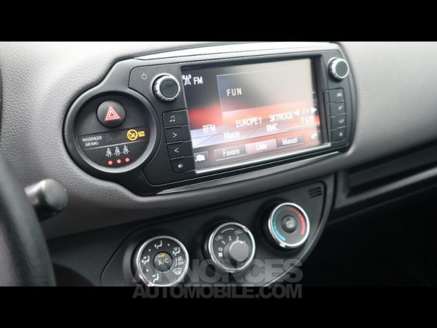 Toyota YARIS 69 VVT-i France 3p GRIS ATLAS Occasion - 11