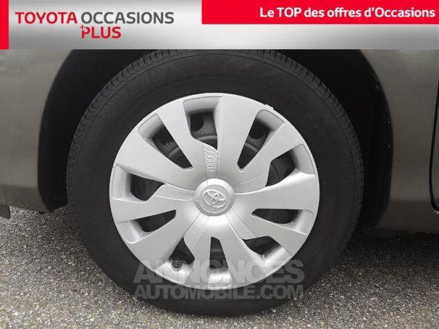 Toyota YARIS 69 VVT-i France 3p Gris Clair Métallisé Occasion - 3