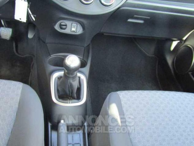 Toyota YARIS 69 VVT-i France 5p Blanc Occasion - 10