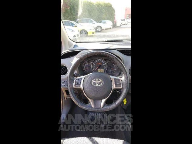 Toyota YARIS 69 VVT-i France 5p GRIS ATLAS Occasion - 7