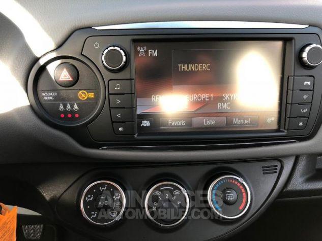 Toyota YARIS 69 VVT-i France 5p BLANC Occasion - 9