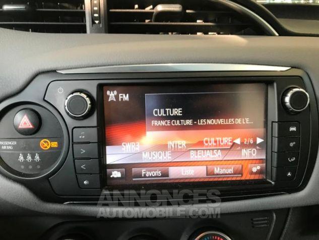 Toyota YARIS 69 VVT-i France 5p BLEU LAGON Occasion - 8