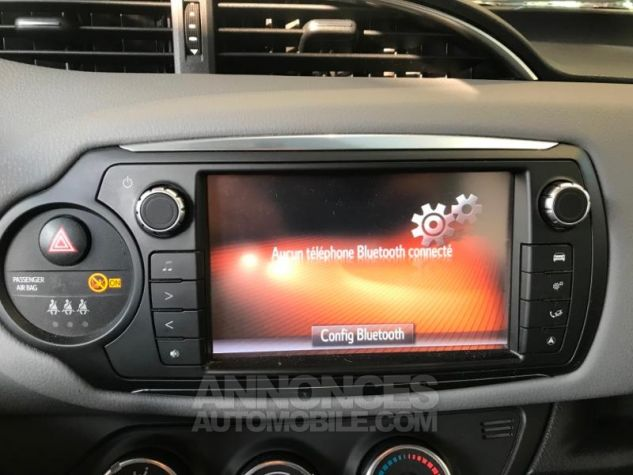 Toyota YARIS 69 VVT-i France 5p BLEU LAGON Occasion - 9