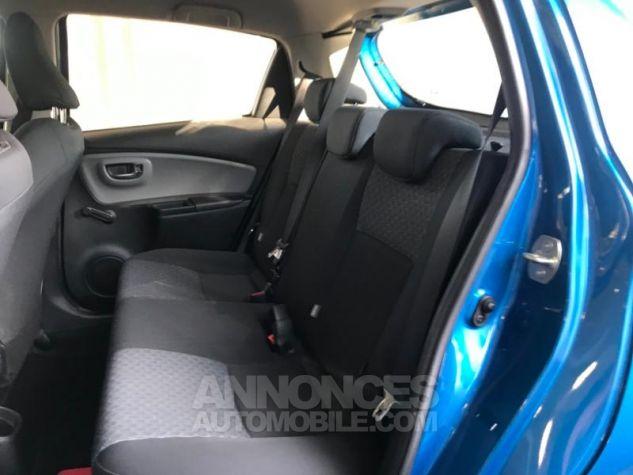 Toyota YARIS 69 VVT-i France 5p BLEU LAGON Occasion - 12