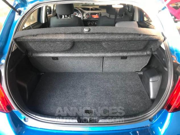 Toyota YARIS 69 VVT-i France 5p BLEU LAGON Occasion - 13