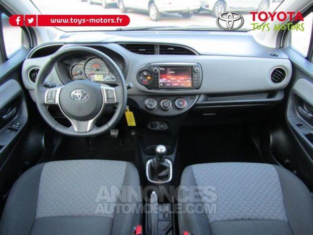 Toyota YARIS 69 VVT-i France 5p BLANC Occasion - 2