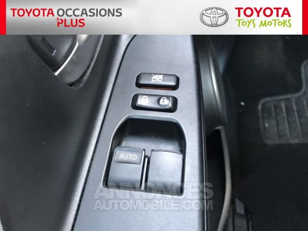 Toyota YARIS 69 VVT-i France 5p 3r3 Rouge Persan Occasion - 11