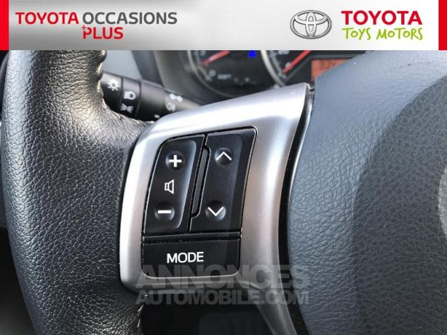 Toyota YARIS 69 VVT-i France 5p 3r3 Rouge Persan Occasion - 17